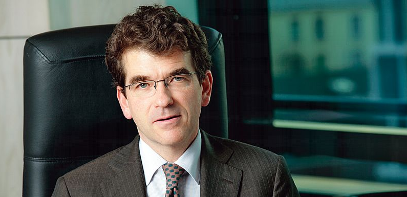 Stéphane Seiller, directeur par interim du Groupement d'Intérêt Public de l'Agence des Systèmes d'Information Partagés de Santé