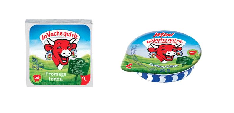 Nouvelle recette La Vache qui rit®